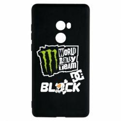 Чехол для Xiaomi Mi Mix 2 Ken Block Monster Energy