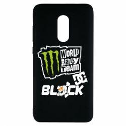 Чехол для Xiaomi Redmi Note 4 Ken Block Monster Energy