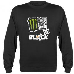 Реглан (свитшот) Ken Block Monster Energy