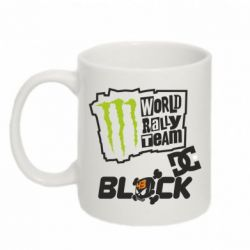 Кружка 320ml Ken Block Monster Energy - FatLine