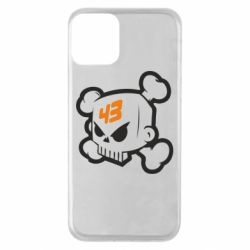 Чохол для iPhone 11 Ken Block Skull