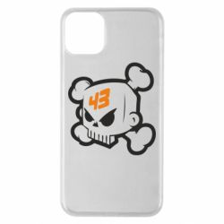 Чохол для iPhone 11 Pro Max Ken Block Skull