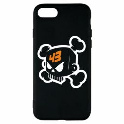 Чохол для iPhone 8 Ken Block Skull