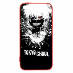 Купить Tokyo Ghoul, Чехол для iPhone5/5S/SE Ken Kaneki and logo, FatLine