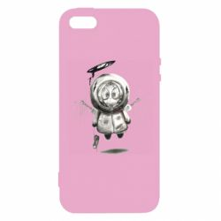 Чехол для iPhone5/5S/SE Kenny spirit