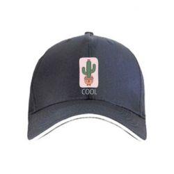 Кепка Cactus art