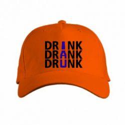 Кепка Drink Drank Drunk