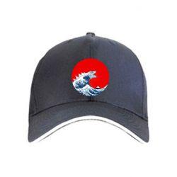 Кепка Godzilla Wave