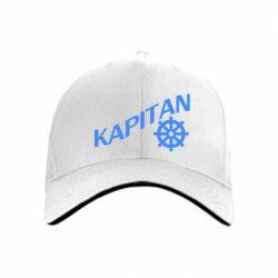 Кепка KAPITAN