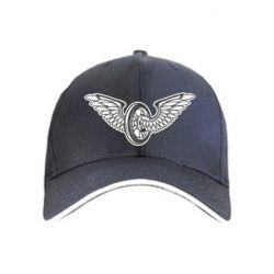 Кепка Колесо та крила