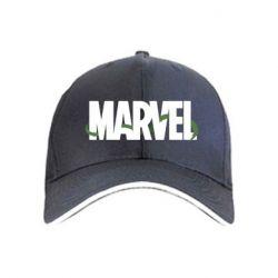 Кепка Marvel logo and vine