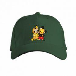 Кепка Mickey and Pikachu