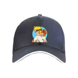 Кепка Naruto Uzumaki Hokage