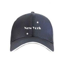 Кепка New York and stars