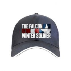 Кепка The Falcon and the Winter Soldier