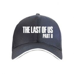 Кепка The last of us part 2 logo