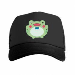 Кепка-тракер Baby frog
