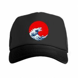 Кепка-тракер Godzilla Wave