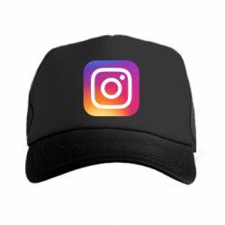 Кепка-тракер Instagram Logo Gradient