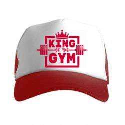 Кепка-тракер King Of The Gym