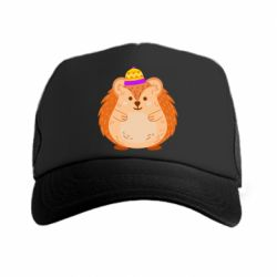 Кепка-тракер Little hedgehog in a hat