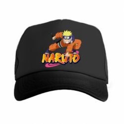 Кепка-тракер Naruto with logo