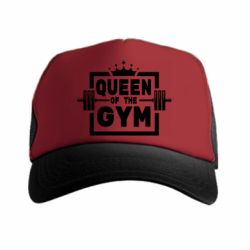 Кепка-тракер Queen Of The Gym