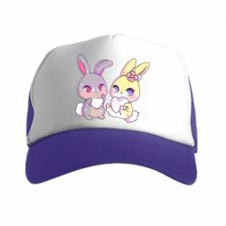 Кепка-тракер Rabbits In Love