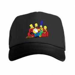 Кепка-тракер Simpsons At Home