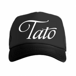 Кепка-тракер Tato