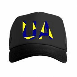 Кепка-тракер UA Ukraine