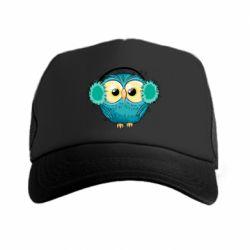 Кепка-тракер Winter owl