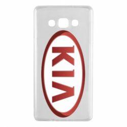 Чохол для Samsung A7 2015 KIA 3D Logo