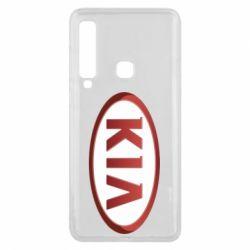 Чохол для Samsung A9 2018 KIA 3D Logo