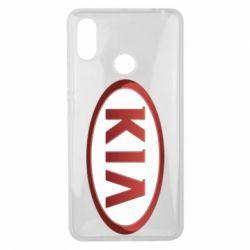 Чохол для Xiaomi Mi Max 3 KIA 3D Logo