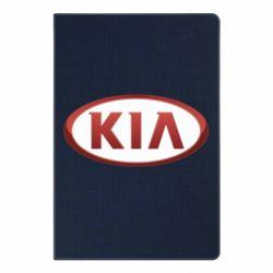 Блокнот А5 KIA 3D Logo