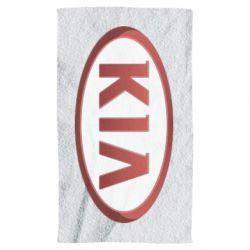 Рушник KIA 3D Logo