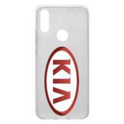 Чохол для Xiaomi Redmi 7 KIA 3D Logo