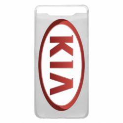Чохол для Samsung A80 KIA 3D Logo