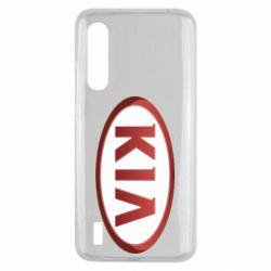 Чохол для Xiaomi Mi9 Lite KIA 3D Logo