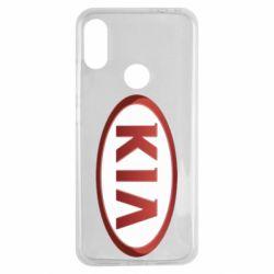 Чохол для Xiaomi Redmi Note 7 KIA 3D Logo