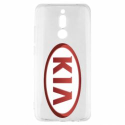 Чохол для Xiaomi Redmi 8 KIA 3D Logo