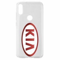 Чохол для Xiaomi Mi Play KIA 3D Logo