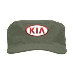 Кепка милитари KIA 3D Logo