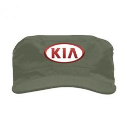 Кепка милитари KIA 3D Logo - FatLine