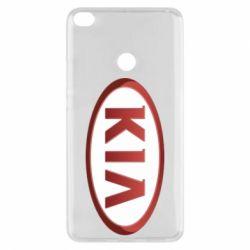 Чохол для Xiaomi Mi Max 2 KIA 3D Logo