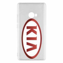 Чохол для Xiaomi Mi Note 2 KIA 3D Logo