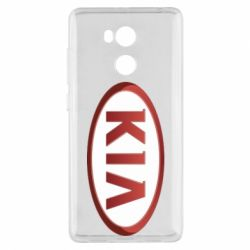 Чохол для Xiaomi Redmi 4 Pro/Prime KIA 3D Logo