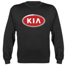 Реглан KIA Logo 3D - FatLine