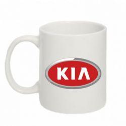 Кружка 320ml KIA Logo 3D